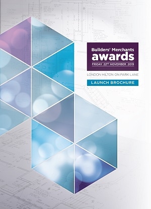 Builders' Merchants Awards 2019 Launch Brochure image