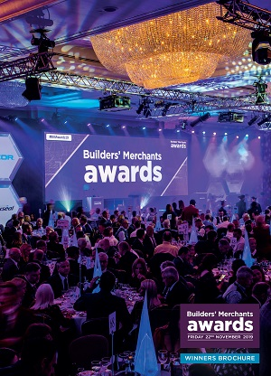 Builders' Merchants Awards 2019 Winners Brochure image