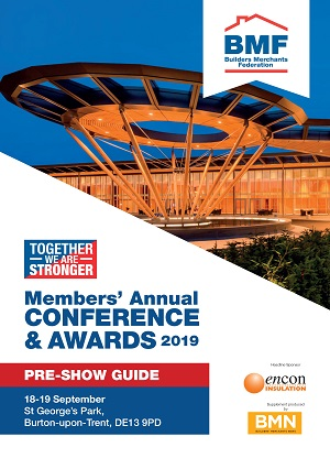 BMF Annual Conference & Awards Guide 2019 image