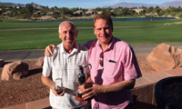 City Plumbing Supplies customer strikes lucky at Las Vegas golf event image