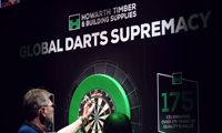 Howarth Timber darts night hits the bullseye image
