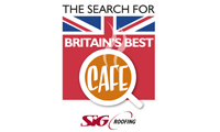 SIG Roofing announces regional winners in its competition to find Britain's Best Cafe image
