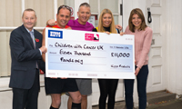 Tembé DIY and Building Products raises £11,000 for Children with Cancer UK image