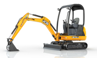 JCB donates prize for Christmas charity auction image