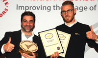 HSS Hire Group wins Most Considerate Supplier award image
