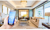 Connected future: smart home tech Brits expect to own in five years image