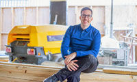 Climbing the proverbial ladder: how Bobtrade CEO Shneor Crombie hopes to transform the building supplies market image