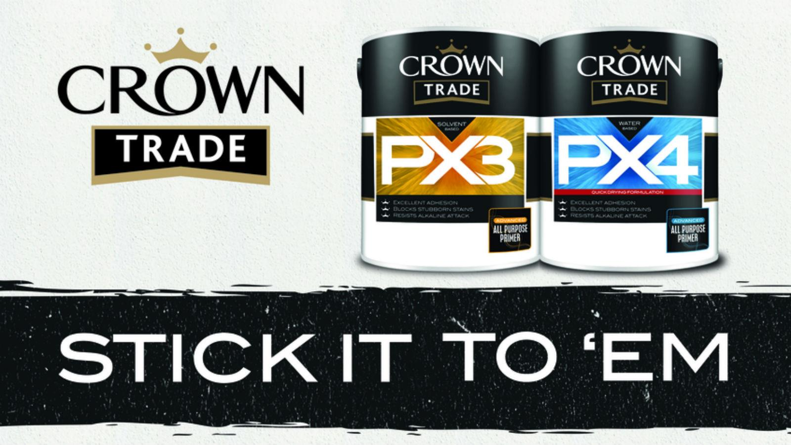Seal the Deal with Crown Trade's New Primer Range image
