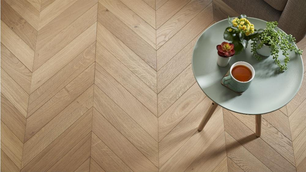 Tuscan add White Oak and Warm Oak to their Strato wood flooring range image