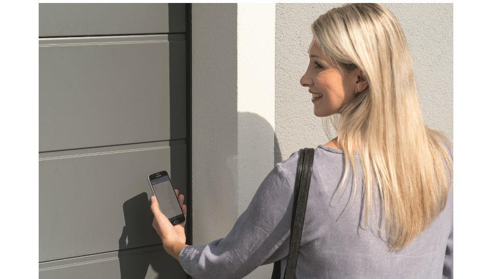 Garador introduces new GaraMatic garage door operators  with Smartphone Control image