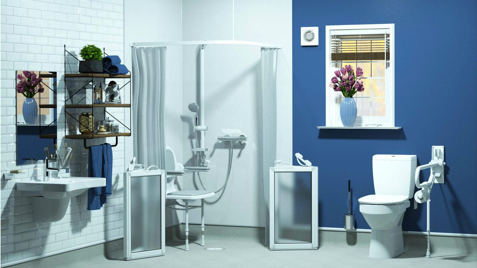 AKW launches new shower wall panelling range image