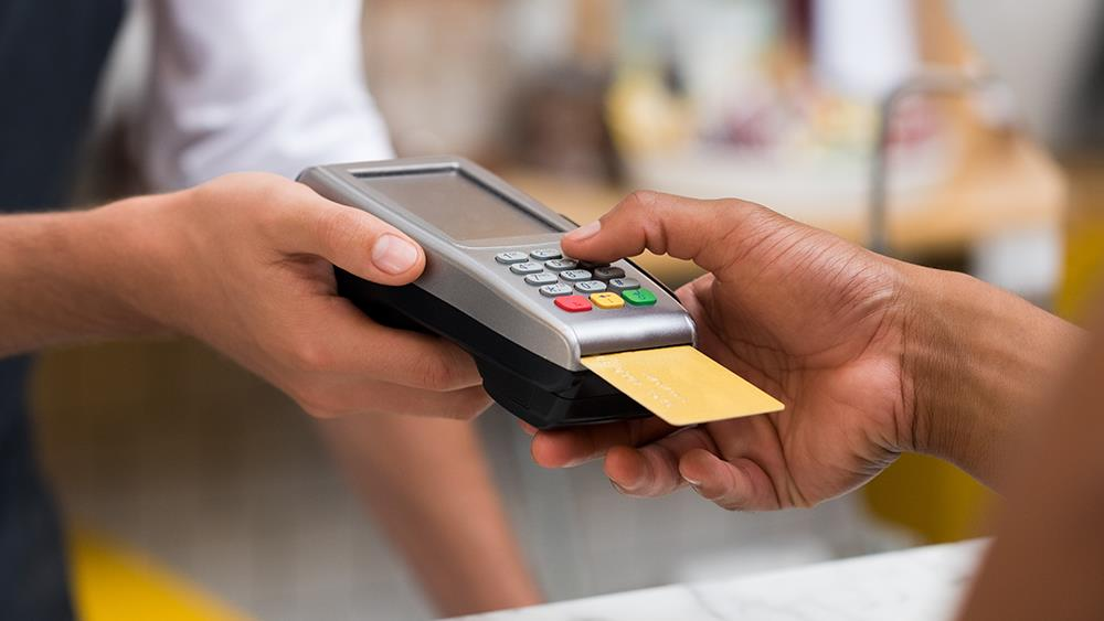 BMF to cut the cost of trade counter card payments image