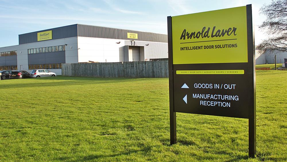 Cotswold Manufacturing assets become part of Arnold Laver image