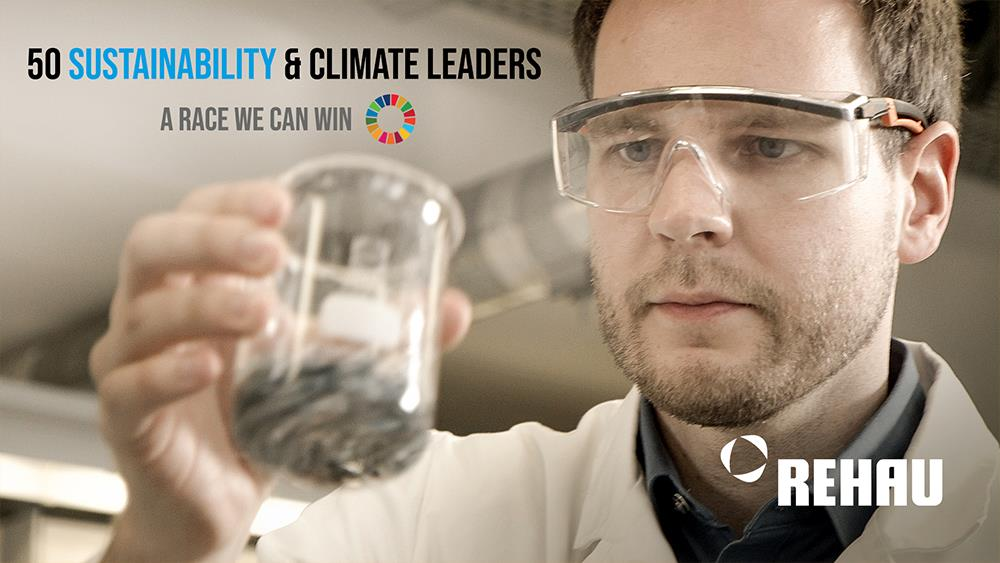 REHAU joins the #50ClimateLeaders initiative image