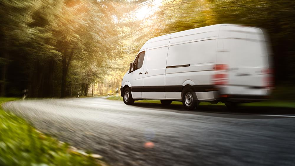 Has Coronavirus shown that we should be driving our vans less? image