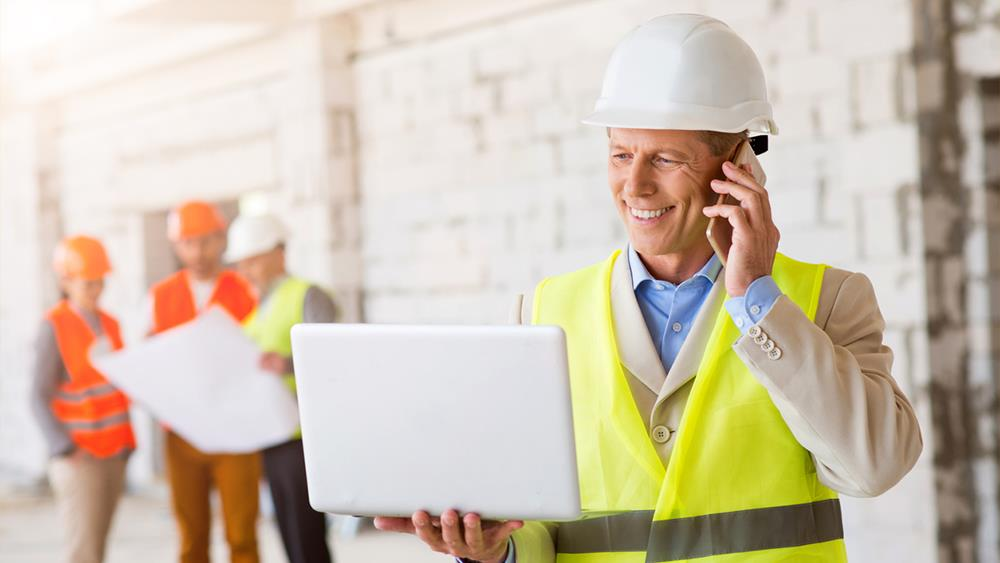 Technology cannot be at the heart of the future of construction without effective connectivity image