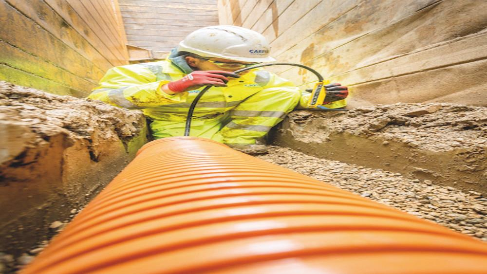 New Sewers Code for Adoption provides merchants with greater choice, says Polypipe image