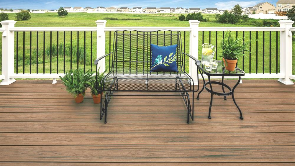 Specialist composite-decking installers: the benefits for merchants image