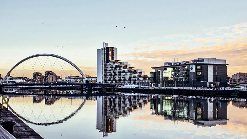 Cygnus wins contract for flagship Glasgow development image