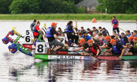 Dragon boat challenge returns image
