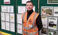 Apprenticeship scheme delivers fast track to success image