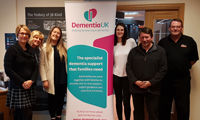 JB Kind Doors pledges fundraising support for Dementia UK image