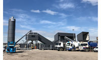 Aggregate Industries opens new Sheffield concrete plant image