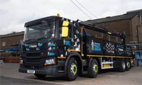 Keyline unveils branded truck to drive home health message for Prostate Cancer UK image