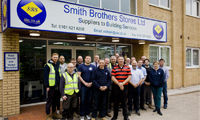 Smith Brothers open day hits the bullseye  image