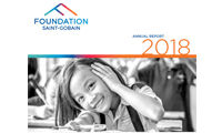 Saint-Gobain releases annual Social Foundation Report image