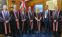 WCoBM welcomes seven new Liverymen image