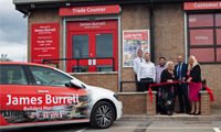 James Burrell opens 10th branch following a £2m investment image