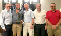 Thousands raised for ambulance trusts during RGB's charity golf day image