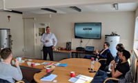 Fabdec fosters industry collaboration with AECOM factory visit image