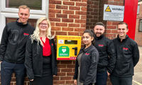 Elliotts installs life-saving devices in its branches image