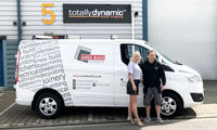 Surrey tradesman wins national dirty van competition image