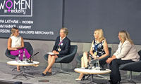 WCoBM joins industry panel at Women In Industry Conference image