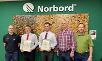 Norbord apprentices celebrate qualifications image