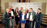Stewart Milne Timber Systems and Taylor Lane scoop top industry award image