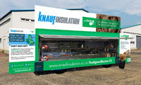 Knauf Insulation Feel Good Factor roadshow brings in the bacon image