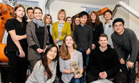 Ibstock builds collaboration with School of Architecture image