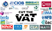 Cut the VAT to unleash green housing revolution, party leaders urged image