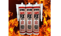 'Fire resistant' adhesive SAFEFIX® FR300 image