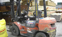 Uxbridge builders' merchant fined after forklift accident image