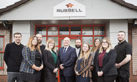 Significant HR growth for Russell Roof Tiles image