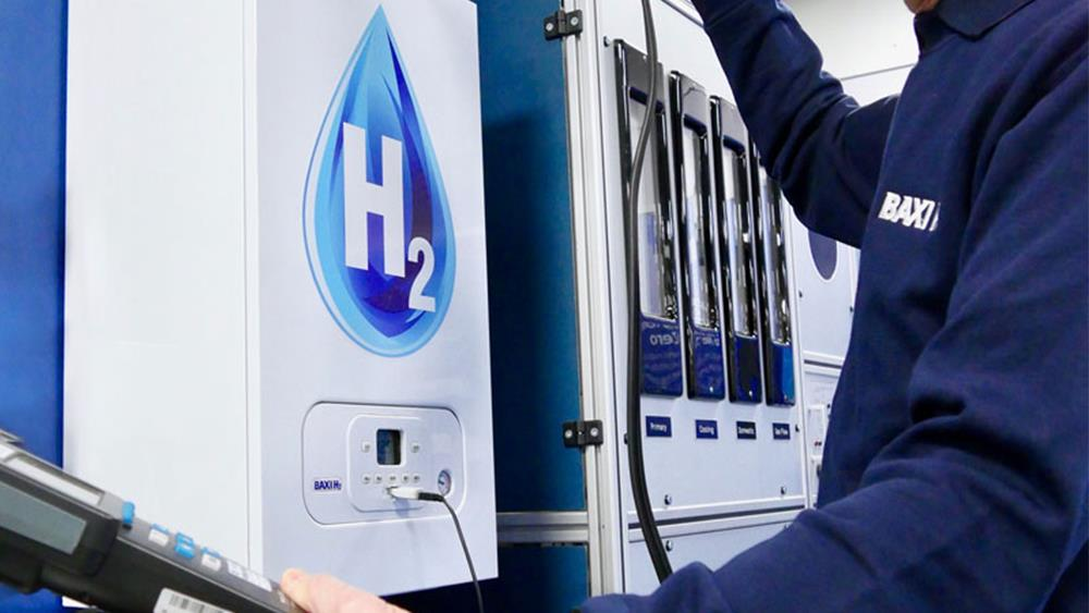 Baxi calls for hydrogen-ready boilers by 2025 image