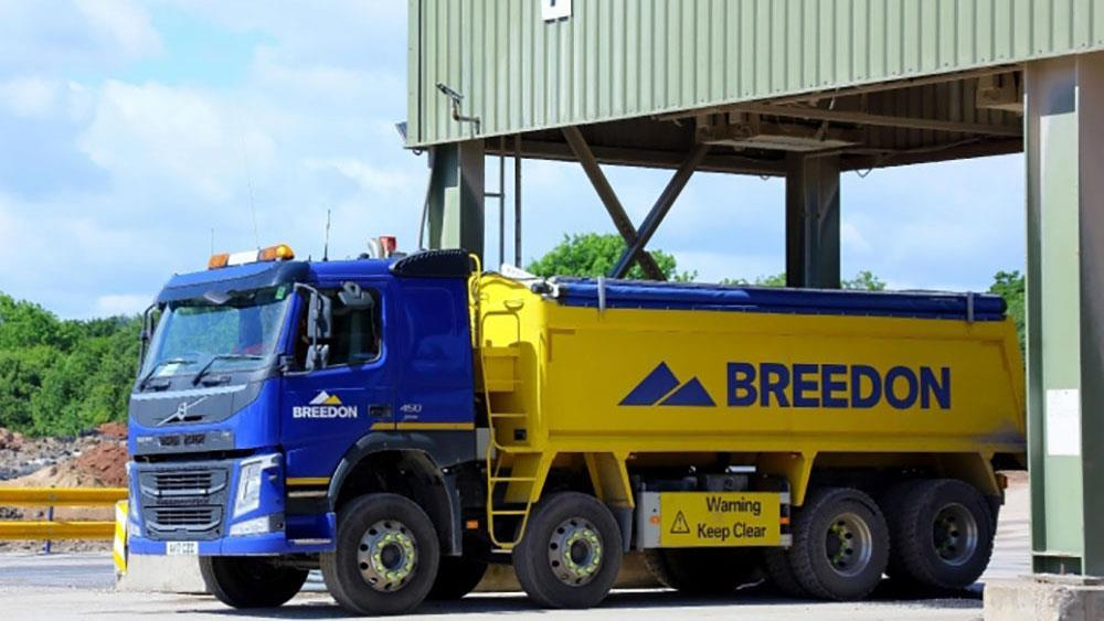 """Recovery well underway"" at Breedon Group image"