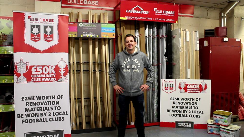 Buildbase launches £50K Community Club Award for non-league football clubs image