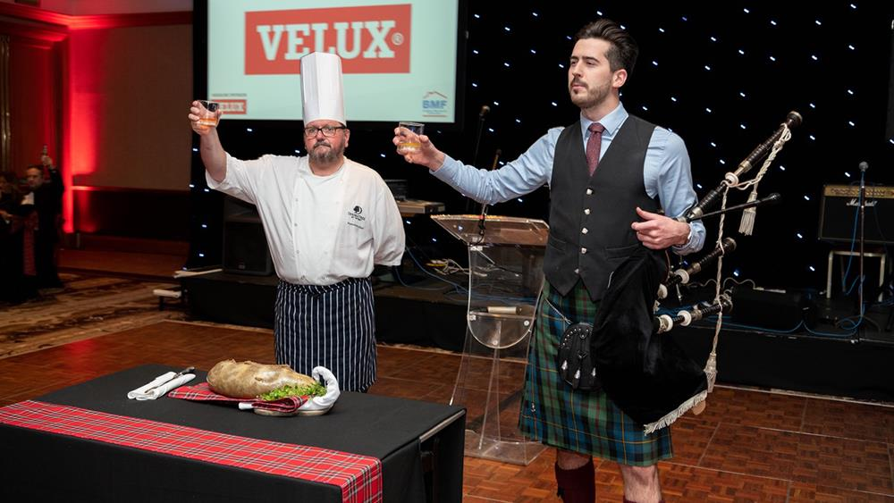BMF Burns Supper raises record amount image