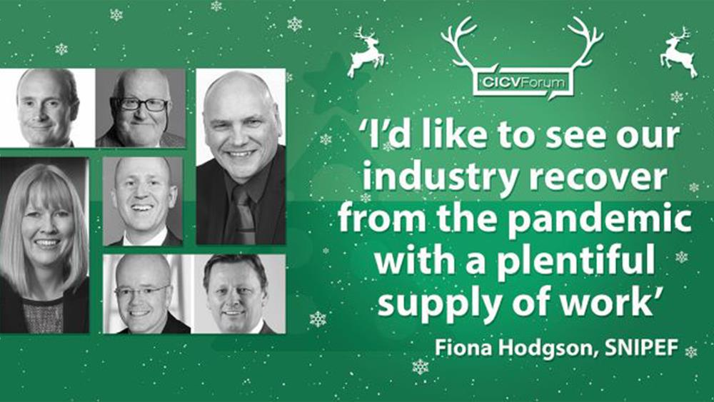 All I want for Christmas: Scottish industry experts reveal their wishlist for 2021 and beyond image